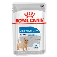 Royal Canin Light Weight Care (Sachets) 12 x 85 gr