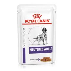 Royal Canin Veterinary Dog Neutered Adult (Pouch) 100 gr x 12