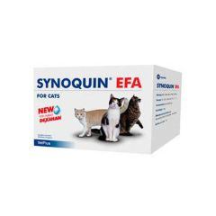 Synoquin EFA Chondroprotector pour chats (90 gélules)