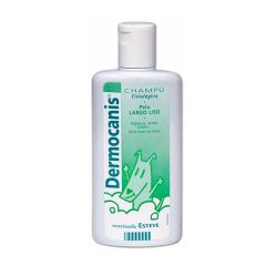 Dermocanis Shampooing Cheveux Longs Lisses 250 ml