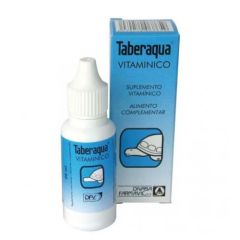 Taberaqua Vitamines Tortue 20 ml
