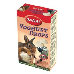 Sanal Snack Roedor Drops Yaourt (ud)
