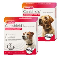 Canishield collier antiparasitaire