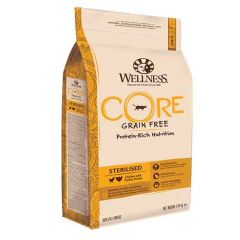 Wellness Core Sterilised Chicken Chat