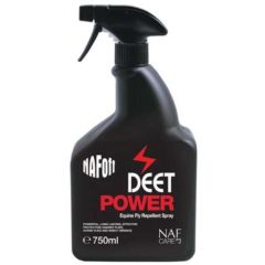Naf Off Deet Power Spray Insectifuge pour chevaux