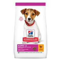Hill's Science Plan Canine Puppy Small & Mini Poulet