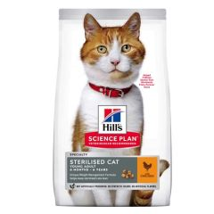 Hill's Science Plan Feline Young Sterilised Poulet