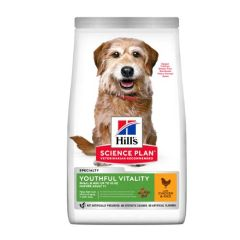 Hill's Science Plan Canine Senior Vitality Small & Mini Poulet