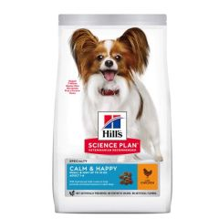 Hill's Science Plan Canine Adult Small & Mini Calm & Happy Poulet