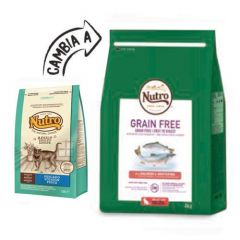 Nutro Chat Grain Free Adult Saumon