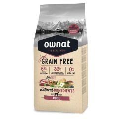 Ownat Just Grain Free Duck (Canard)