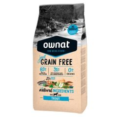 Ownat Just Grain Free Trout (Truite)