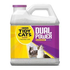 Litière pour chats Purina Tidy Cats Dual Power Binding