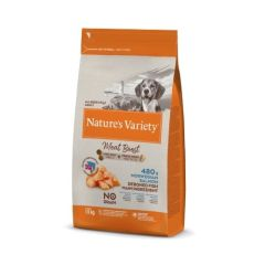 Nature's Variety Adult Meat Boost No Grain Salmón
