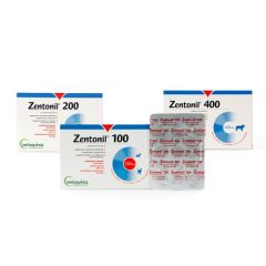 Zentonil Advanced (30 comprimidos)