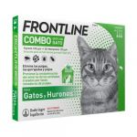 Pipettes Frontline Combo pour chats